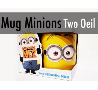 Mug minion  despicable me n°3